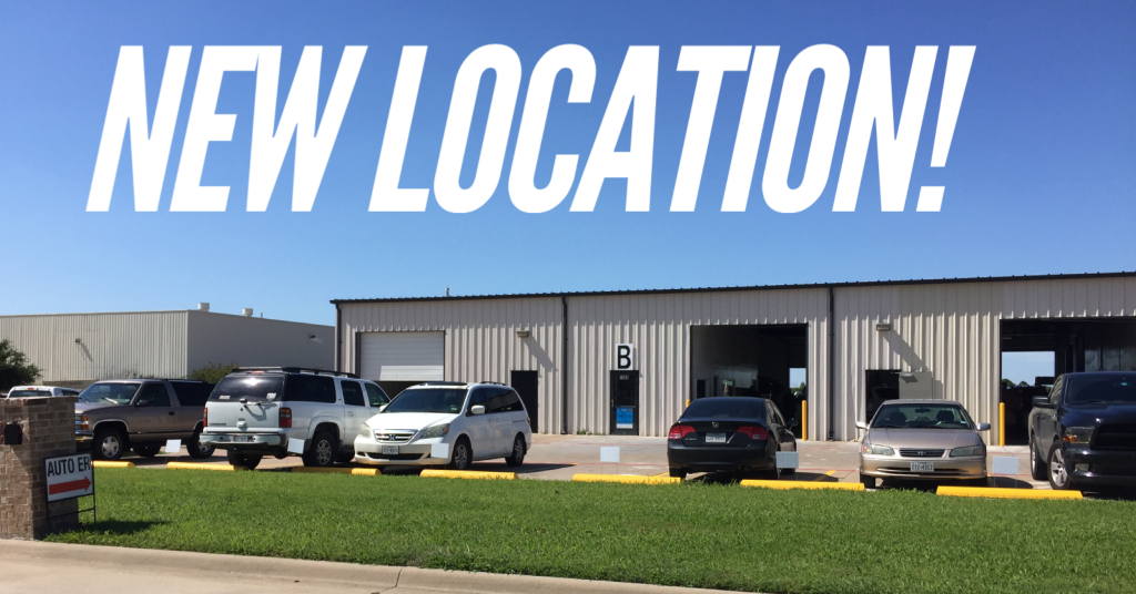 Automotive ER Frisco -new location